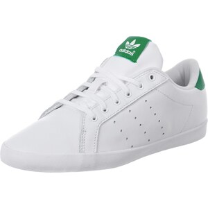 adidas Miss Stan W chaussures white/white/green