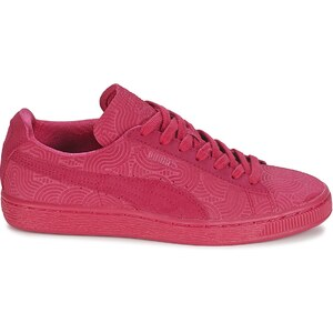 Puma Chaussures SUEDE CLASSIC + COLORED WN'S