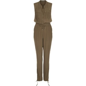 mint&berry Jumpsuit african green