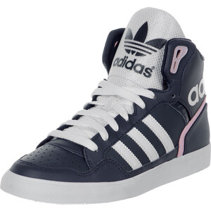 adidas Extaball W chaussures navy/white/pink
