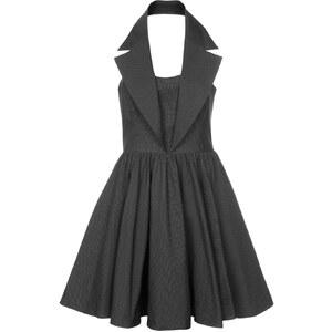 Swing Cocktailkleid / festliches Kleid black/white