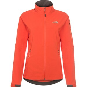 The North Face CERESIO Softshelljacke fire brick red