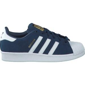 Blaue Adidas Sneaker SUPERSTAR DAMES