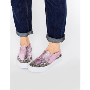 ASOS DELIGHT - Flame - Sneakers - Glitzermix