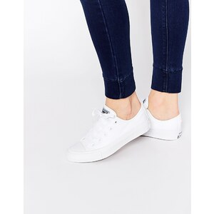 Converse - Chuck Taylor II Ox - Weiße Sneakers - Weiß