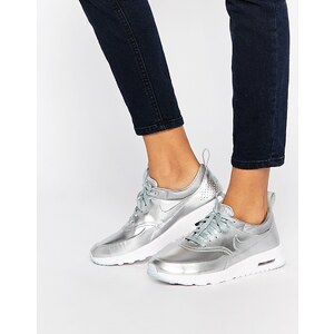 Nike - Air Max - Thea - Sneakers in Silber - Silber