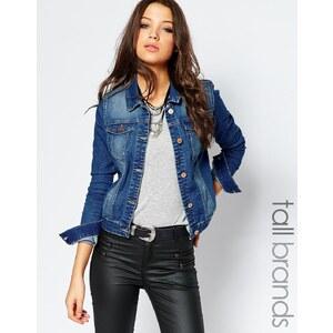 Noisy May Tall - Veste en jean - Indigo - Bleu