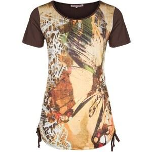 Anna Field TShirt print dark brown