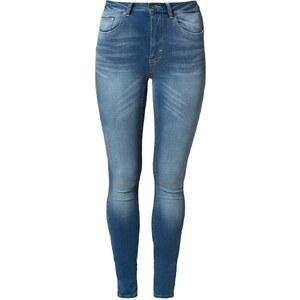 Vero Moda SUPER FIX SKINNY Jeans Slim Fit light blue denim