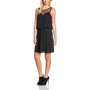 TOM TAILOR Denim Damen Kleid Kleid layerdress with lace/512