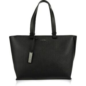 Calvin Klein Sacs à Bandoulière, Sofie Large Tote Black en noir