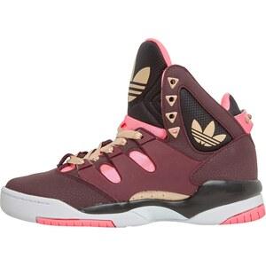 adidas Originals Damen GLC Hi-s Maroon MaroonPoppy Sneakers Rot