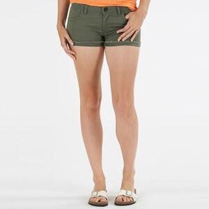 adidas Neo Damen Hot Pants Dunkelkhaki
