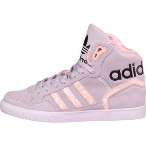 adidas Originals Damen Extaball Hi-s Sneakers Grau