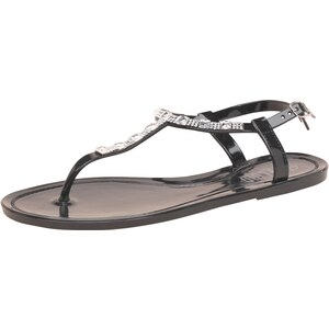 Fluid Womens Jelly Shoes Black Black