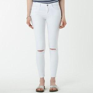 Only Damen Royal Skinny Jeans Weiß