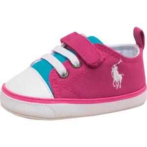 Ralph Lauren Baby Carson Layette Sneakers Mehrfarbig