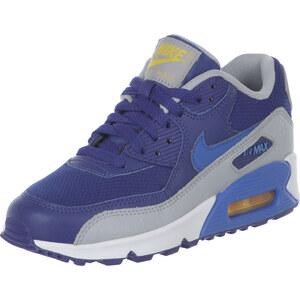 Nike Air Max 90 Mesh Gs Schuhe blue/hyper cobalt