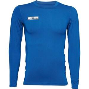 Derbystar Unterhemd / Shirt blau