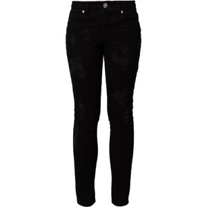 ONLY CORAL Jeans Slim Fit black