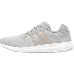 adidas Performance ELEMENT REFRESH Laufschuh Neutral solid grey/platin metallic/white