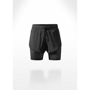 MANGO Fitness & Running - Running-Shorts Mit Integrierten Tights