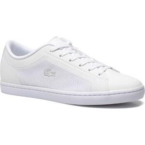 Lacoste - Straightset 116 4 - Sneaker für Damen / weiß