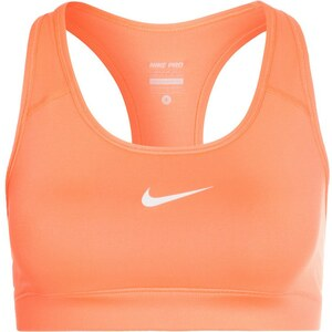 Nike Performance NEW PRO BRA SportBH orange