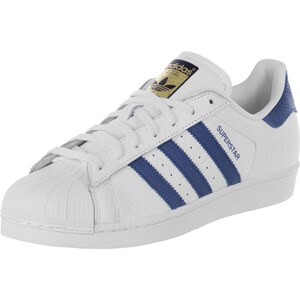 adidas Superstar Animal chaussures white/royal/gold