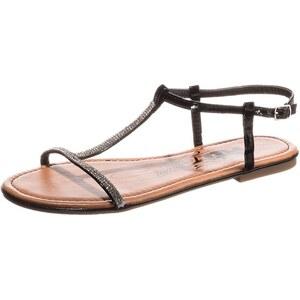 XTI Sandale negro