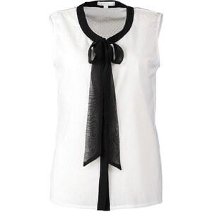 Glamorous Bluse white/black