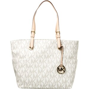 MICHAEL Michael Kors JET SET Shopping Bag vanilla