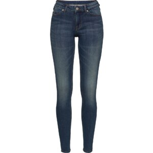 CHEAP MONDAY Skinny Jeans mit Used Waschung Prime