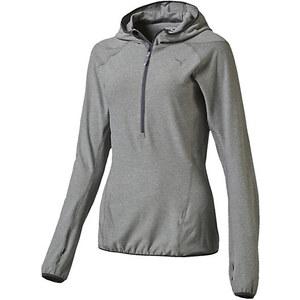 PUMA Running Damen Kapuzen-Langarm-Shirt