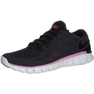Nike Sportswear FREE RUN 2 Sneaker anthracite/blackred violet