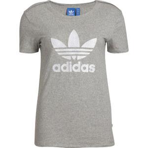 Adidas T-shirt Slim / GRIS