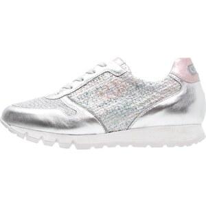 Gabor Sneaker low cielo/silber