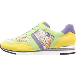Gabor Sneaker low zitro/limette/pink