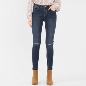 Pimkie Skinny fendu taille normale