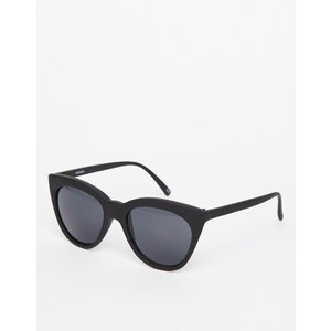 ASOS - Lunettes de soleil yeux de chat - Noir