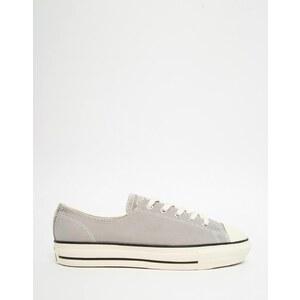 Converse - Chuck Taylor Ox - Mausgraue Sneakers - Mausweiß