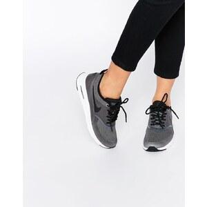 Nike - Air Max - Thea - Strukturierte Sneakers in Dunkelgrau - Dunkelgrau