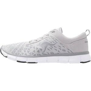 KangaROOS KBLUE RUN Sneaker low light grey/mid grey