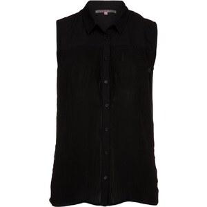 mint&berry Bluse black