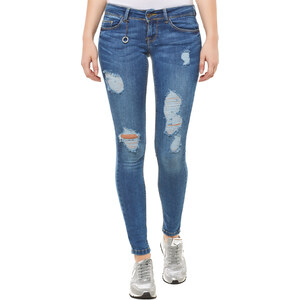 ONLY Coral Skinny Jeans Dunkelblau