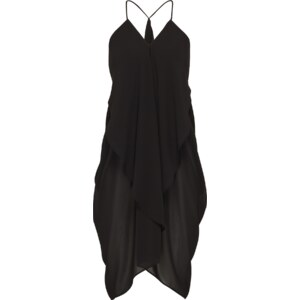 Minimum Chiffon Dress mit Volants Karola