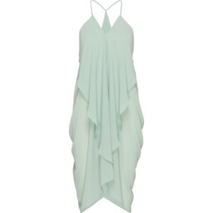 Minimum Chiffon Dress mit Volants Karola