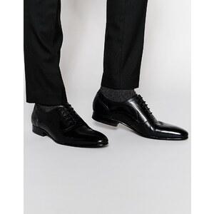 Ted Baker - Mapul - Oxford-Schuhe aus Leder - Schwarz