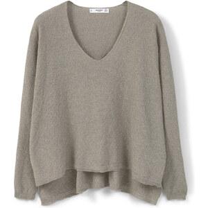 MANGO Metallic-Pullover