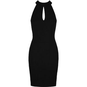 Tally Weijl Schwarzes Midi-Kleid